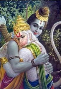 Hanuman chaalisa in english